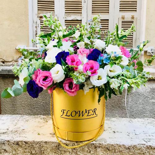אודות פרחים בשנקין