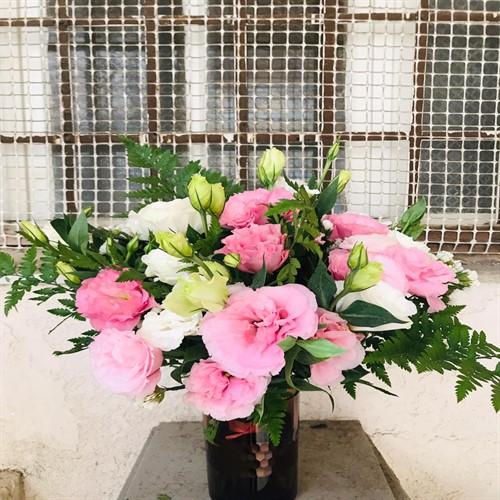 בחירת זר פרחים