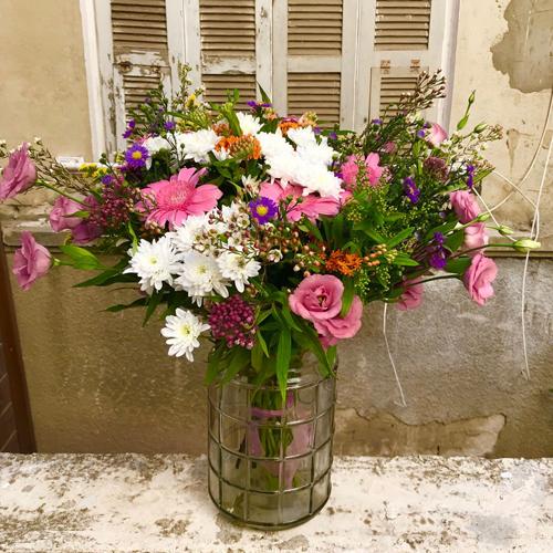 הארכת חיי זר פרחים